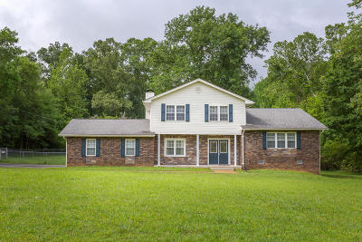 Ooltewah Single Family Home For Sale: 9310 Hopi Tr