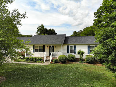 Ooltewah Single Family Home For Sale: 7639 Monger Ln