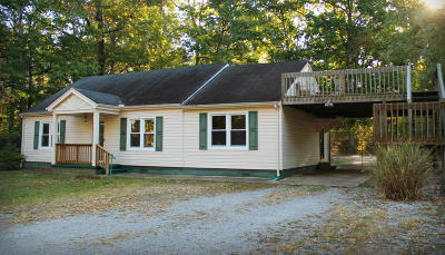 Chattanooga Single Family Home For Sale: 1122 Greens Rd