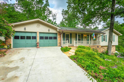 Chattanooga Single Family Home For Sale: 2495 Shenandoah Dr