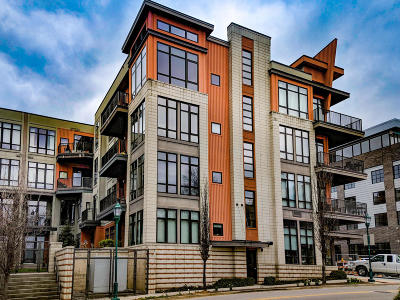 Chattanooga Condo For Sale: 129 Walnut St #408