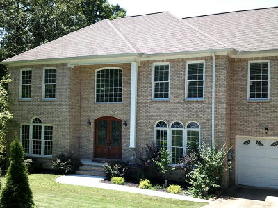Chattanooga Single Family Home For Sale: 531 Hidden Shadows Dr Dr