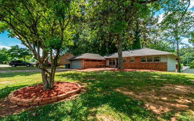Chattanooga Single Family Home For Sale: 1403 Woodmore Ln