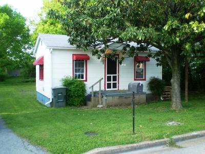 Chattanooga Single Family Home For Sale: 1709 E 50th St