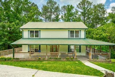 Chattanooga Single Family Home For Sale: 1006 N Sanctuary Rd