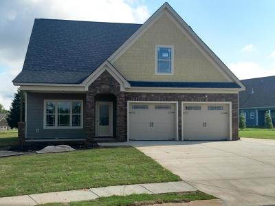 Ooltewah Single Family Home For Sale: 7901 Frostwood Ln