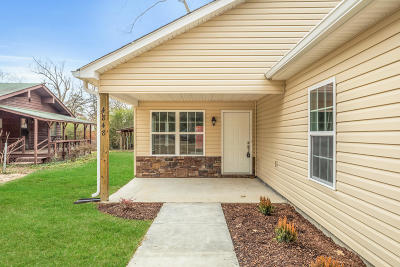 Chattanooga Single Family Home For Sale: 4844 Pawnee Tr
