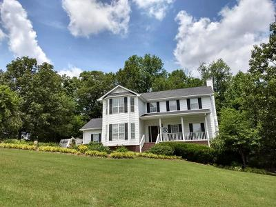 Ringgold Single Family Home For Sale: 54 Dogwood Tr