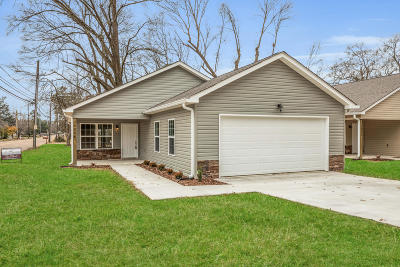Chattanooga Single Family Home For Sale: 4864 Pawnee Tr