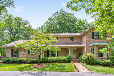 Lookout Mountain Single Family Home For Sale: 116 Dogwood Dr