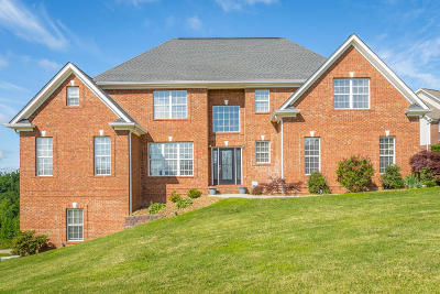 Ooltewah Single Family Home For Sale: 5588 Jonquil Ln