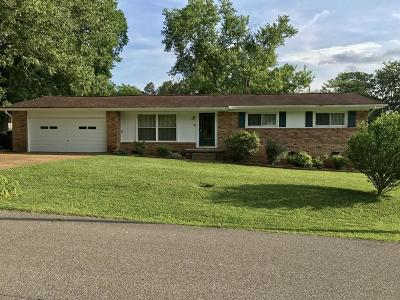 Chattanooga Single Family Home For Sale: 8008 Plaxco Drive Dr