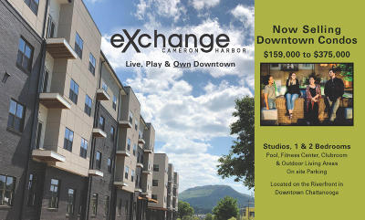 Chattanooga Condo For Sale: 782 Riverfront Pkwy #102