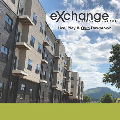 Chattanooga Condo For Sale: 804 Riverfront Pkwy #401