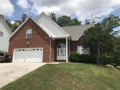 Chattanooga Single Family Home For Sale: 929 Fuller Glen Cir