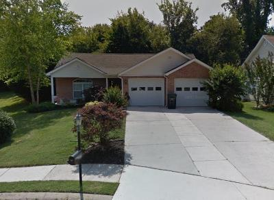 Chattanooga Single Family Home For Sale: 2772 Derby Downs Dr