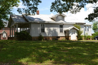 Whitwell Single Family Home For Sale: 2078 Old Dunlap Rd