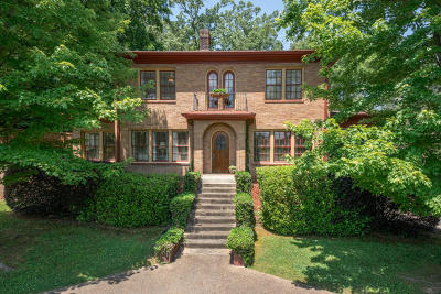 Chattanooga Single Family Home For Sale: 51 Vista Dr