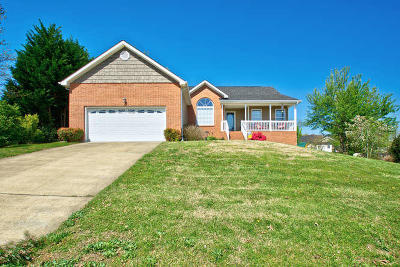 Ooltewah Single Family Home For Sale: 5937 Sarah Dr