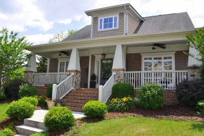Chattanooga Single Family Home For Sale: 1078 Restoration Dr