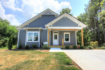 Chattanooga Single Family Home Contingent: 4044 Waterfield Ln