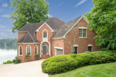 Soddy Daisy Single Family Home Contingent: 1920 Oak Cove Dr