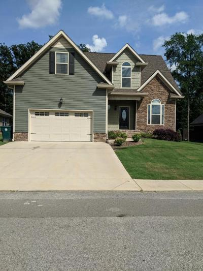 Chattanooga Single Family Home For Sale: 2454 Will Kelly Rd #Lot 4 Ke