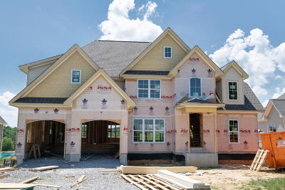 Soddy Daisy Single Family Home For Sale: 12785 Blakeslee Dr #Lot 84