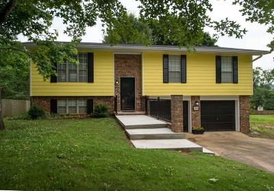 Chattanooga Single Family Home For Sale: 3526 Mountain Creek Rd