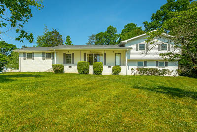 Chattanooga Single Family Home For Sale: 1001 Brynewood Park Rd