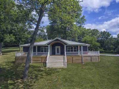 Dayton Single Family Home For Sale: 2899 Double S Rd