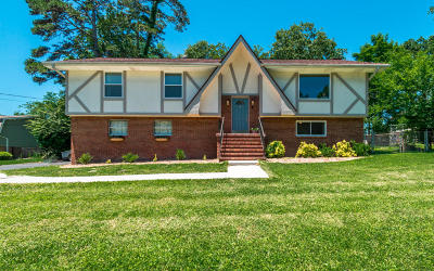 Chattanooga Single Family Home Contingent: 160 Rolling Ridge Ct