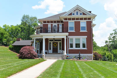 Chattanooga Single Family Home For Sale: 408 Forest Ave