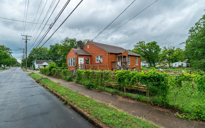 Chattanooga Single Family Home For Sale: 1827 E 13th St