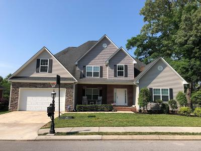 Hixson Single Family Home For Sale: 1524 Courtland Dr