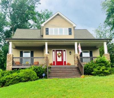 Silver Springs Single Family Home For Sale: 193 NW Silver Springs Tr