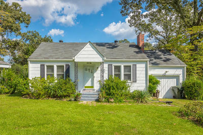Chattanooga Single Family Home For Sale: 3418 Sleepy Hollow Rd