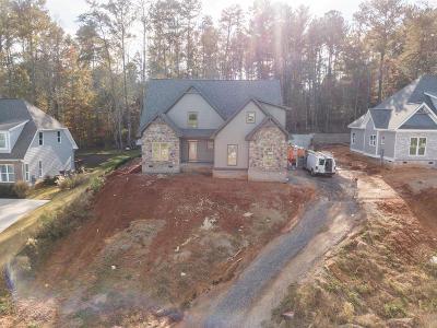Apison Single Family Home For Sale: 3443 Hawks Creek Dr Apison, Tn #Lot 38