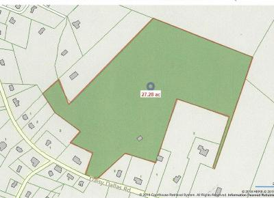 Hixson Residential Lots & Land For Sale: 8994 Daisy Dallas Rd