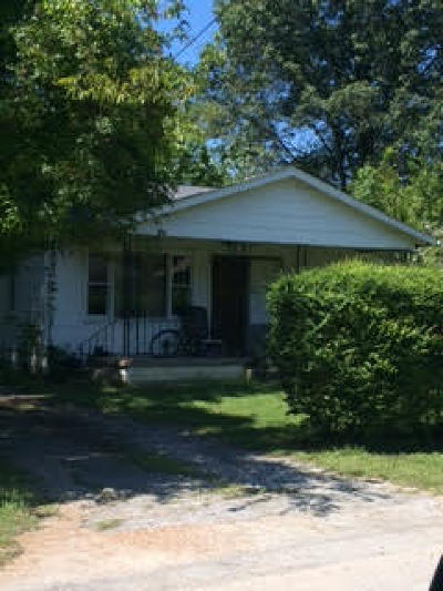 Single Family Home For Sale: 3211 Curtis St
