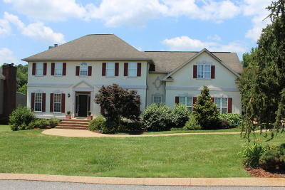 Hixson Single Family Home For Sale: 2225 Bay Pointe Dr