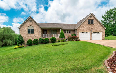 Ooltewah Single Family Home Contingent: 8628 Horseshoe Bend Ln