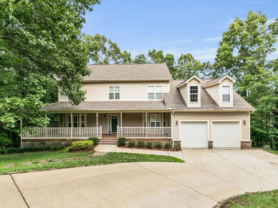 Ooltewah Single Family Home For Sale: 1404 Fore Winds