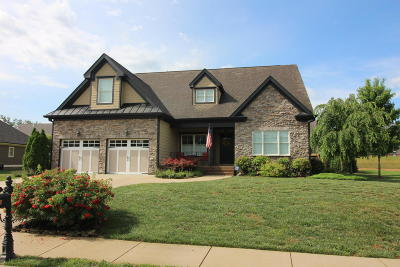 Hixson Single Family Home Contingent: 668 Clear Canyon Dr