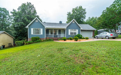 Ooltewah Single Family Home Contingent: 6015 Parsons Pond Dr