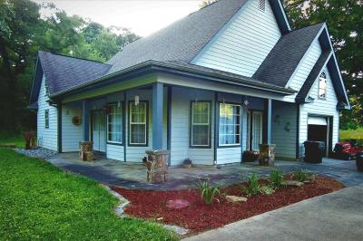 Rising Fawn Single Family Home For Sale: 972 Durham Rd