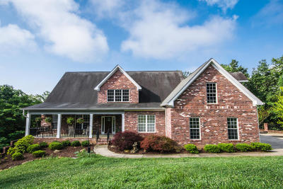 Hixson Single Family Home Contingent: 885 Split Rock Tr