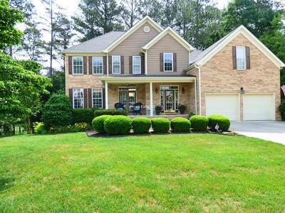 Ringgold Single Family Home For Sale: 42 Herron Ln
