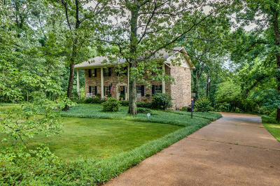 Signal Mountain Single Family Home Contingent: 813 W Crown Point Rd