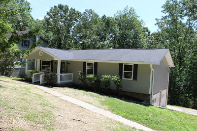 Chattanooga Single Family Home For Sale: 2822 Hidden Trail Ln